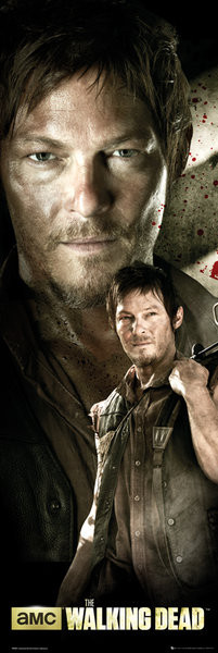 THE WALKING DEAD - Daryl Affiche
