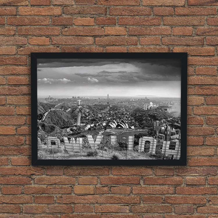 Thomas Barbey - one too many drinks Affiche