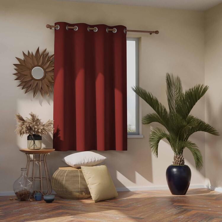 Curtain Amelia Home - Blackout Rose 1 pc