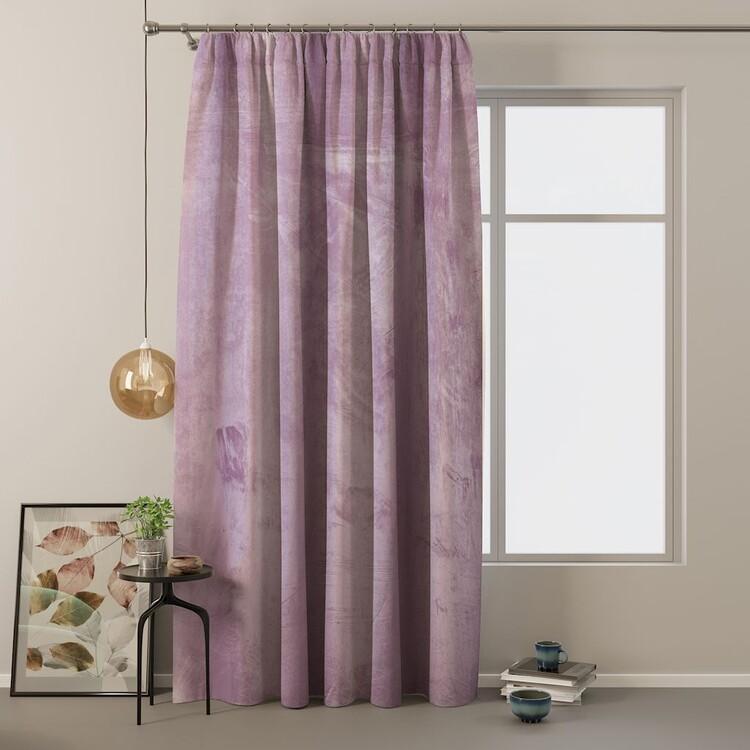 Curtain Amelia Home - Velvet Mauve 1 pc