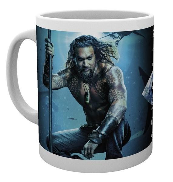 Cup Aquaman - One Sheet
