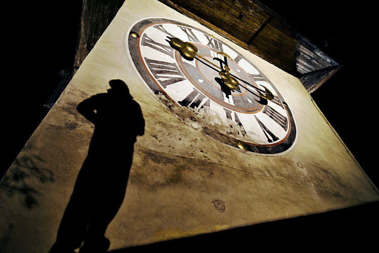 Art Photography About Time