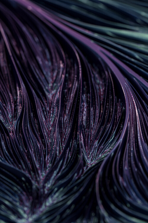 Art Photography Abstract texture patern of a neural link series  3
