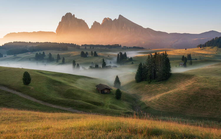 Art Photography Alpe di Siusi
