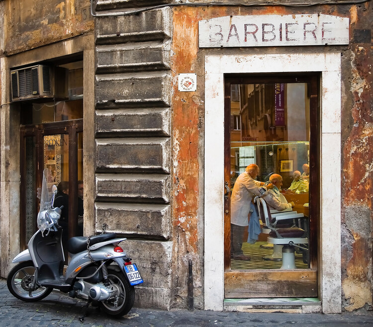 Art Photography Barbiere