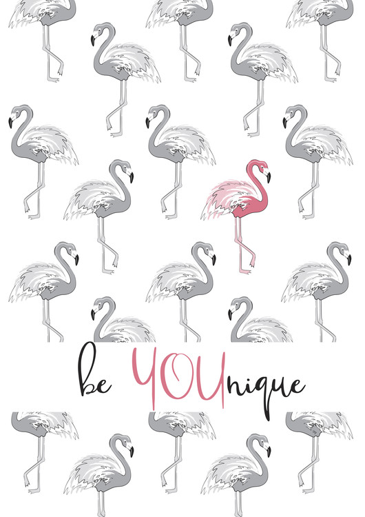 Illustration Be You