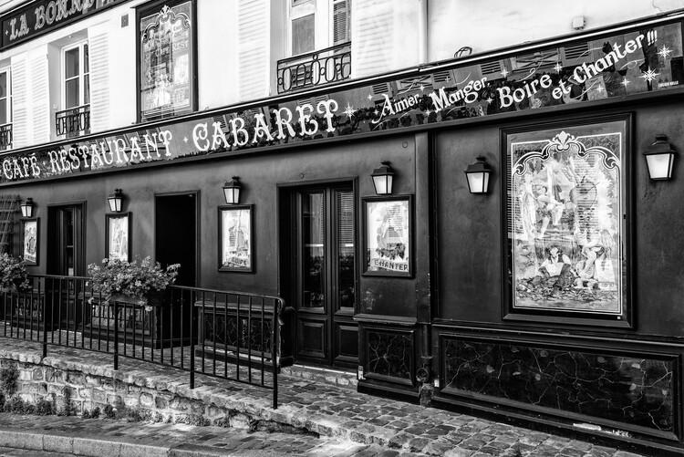 Art Photography Black Montmartre - Cabaret