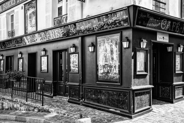Art Photography Black Montmartre - Paris Cabaret