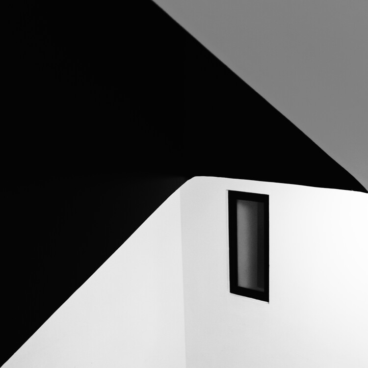 Art Photography BLACK WINDOW