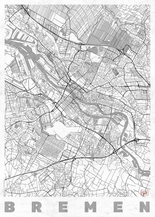 Map Bremen