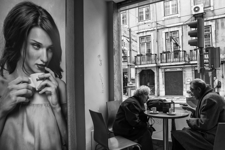 Art Photography Coffee´s conversations