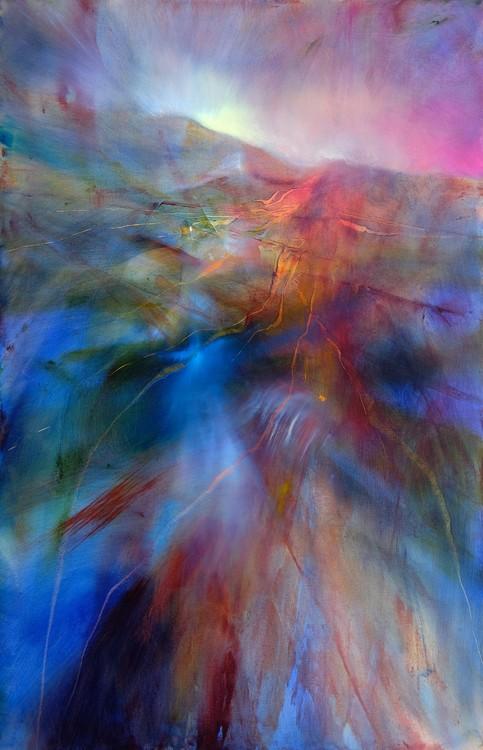 Illustration Colour land