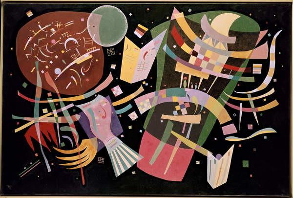 Fine Art Print Composition X, 1939