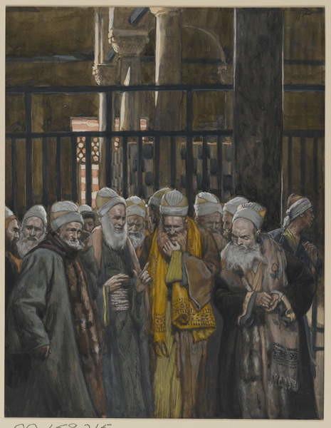 Fine Art Print Conspiracy of the Jews