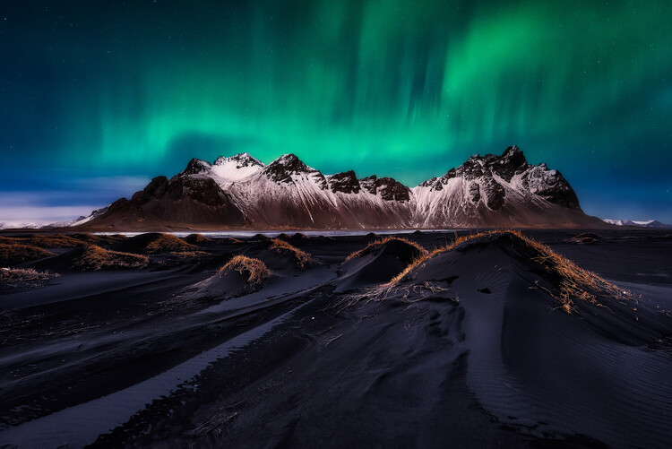 Art Photography Enchanted Stokksnes