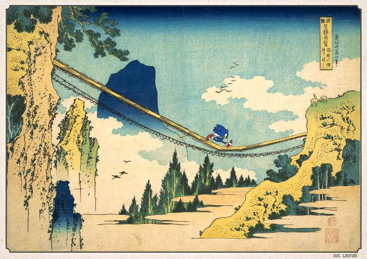 Illustration FLOATING RUN