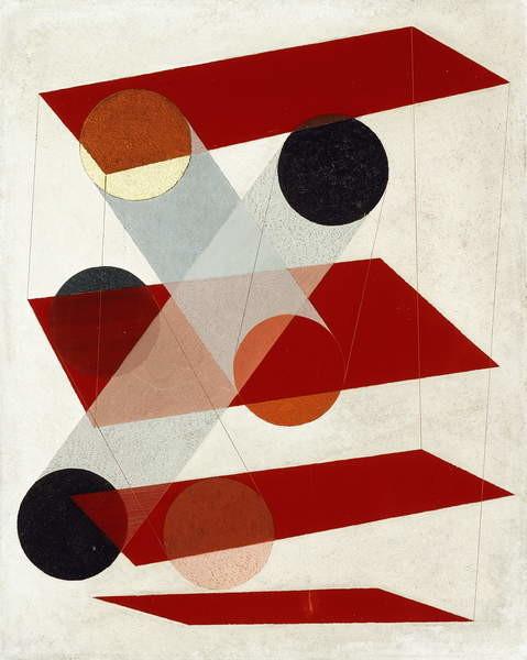 Fine Art Print Galalite picture (Gz III), 1932