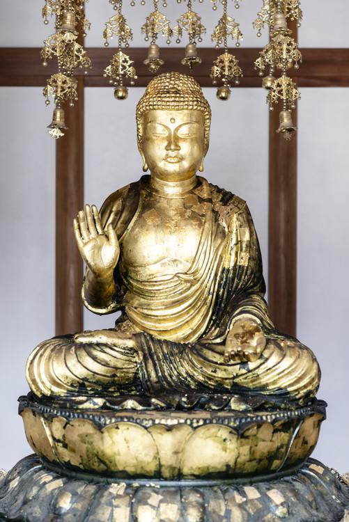 Art Photography Golden Buddha