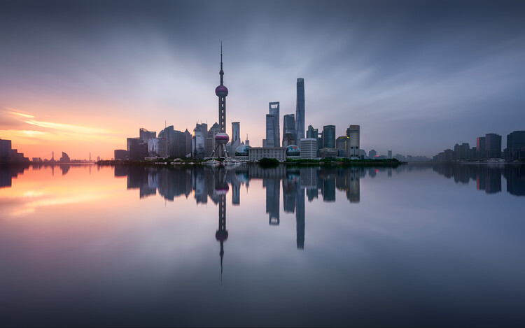 Art Photography Good Morning Shanghai