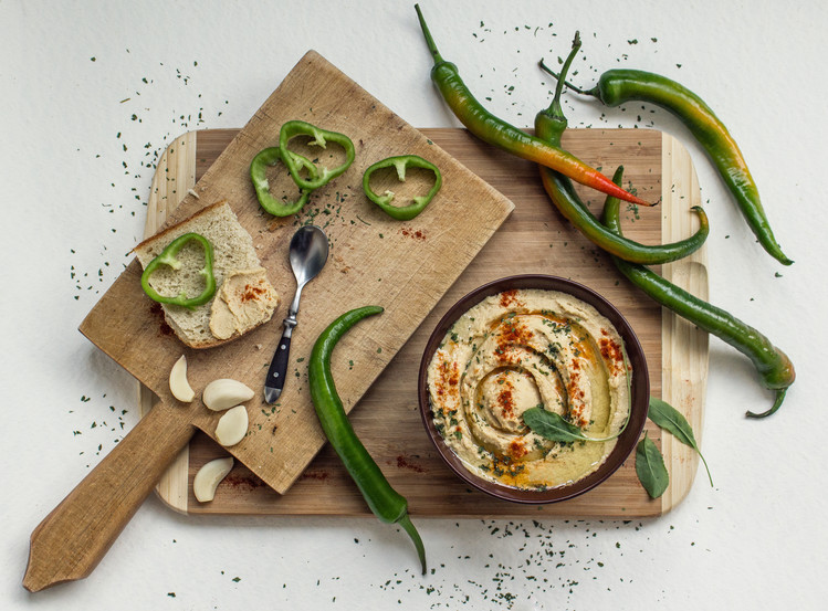 Art Photography Hummus