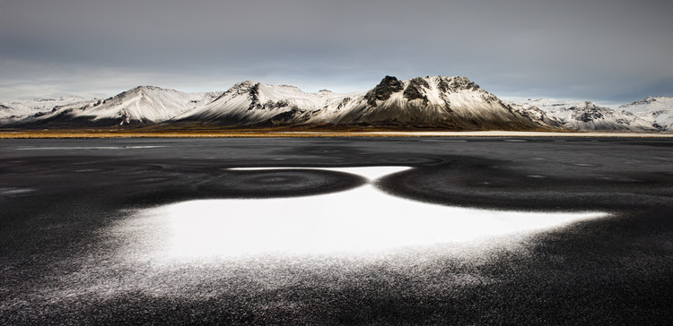 Art Photography Iceland First Snow