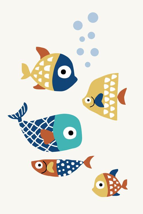 Illustration Little Friends