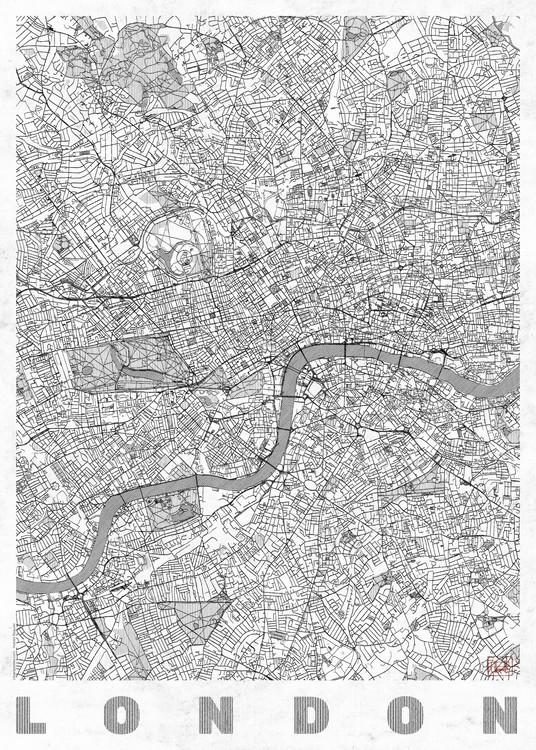 Map London