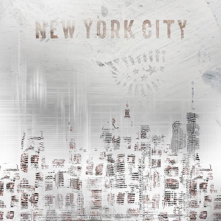 Art Photography Modern New York City Skylines