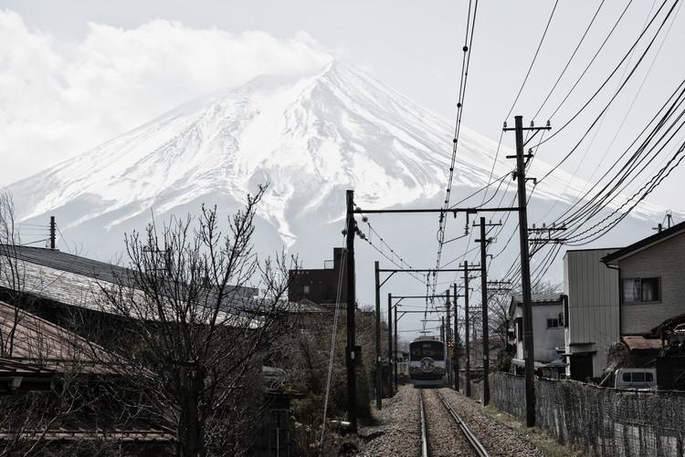 Art Photography Mt Fuji