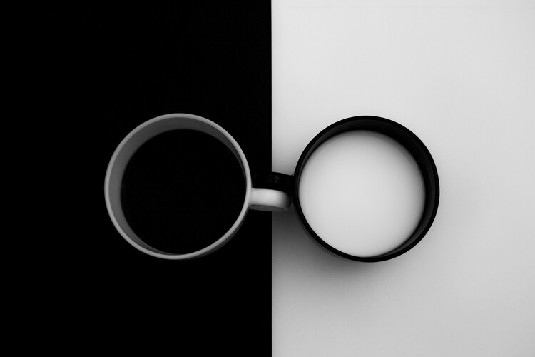 Art Photography Opposites attract