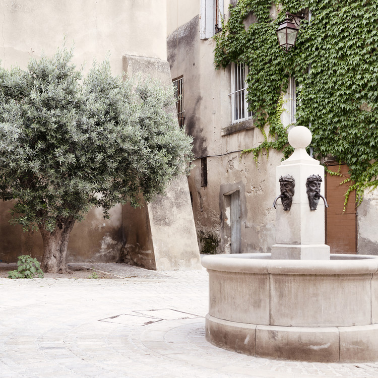 Art Photography Provencal Place