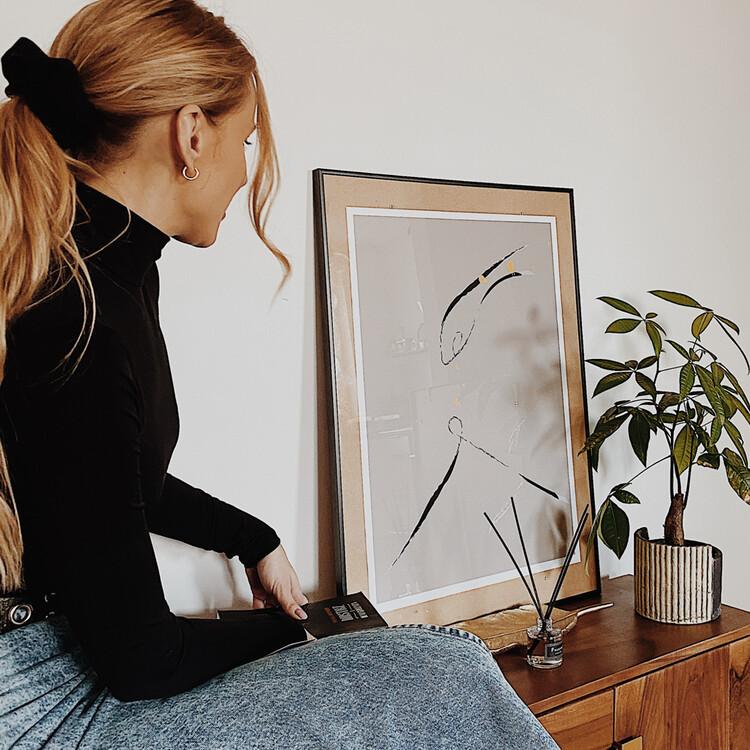 Illustration Reina