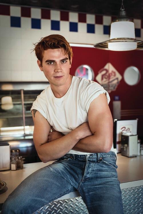 Poster Riverdale - Archie
