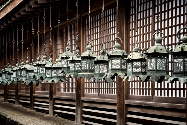 Art Photography Sacred Lanterns