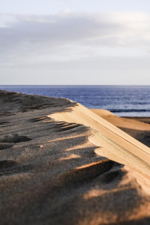 Taide valokuvaus Sand dune