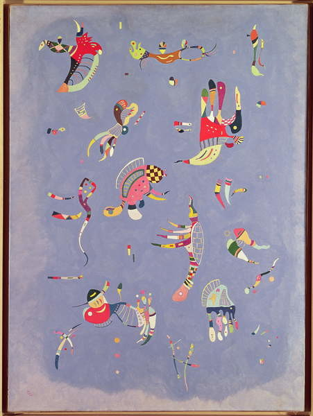 Fine Art Print Sky Blue, 1940