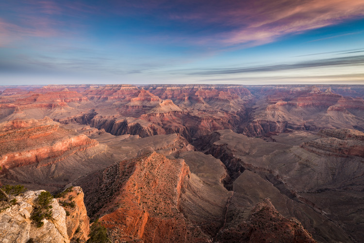 Art Photography South rim sunrise