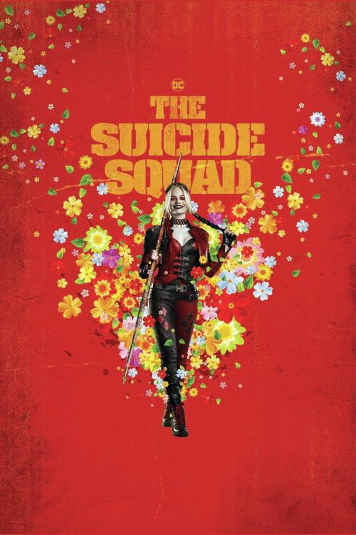 Art Poster Suicide Squad 2 - Harley