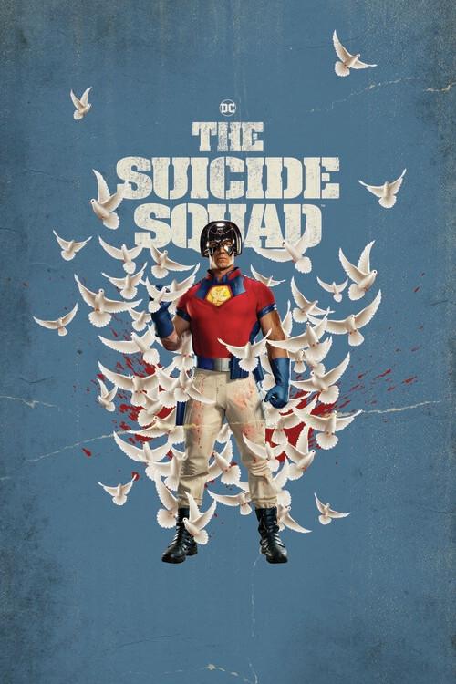 Art Poster Suicide Squad 2 - Peacemaker