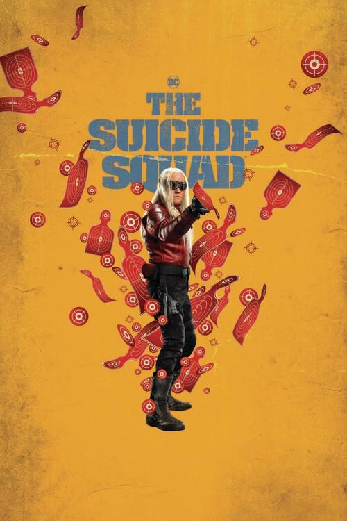 Art Poster Suicide Squad 2 - Savant