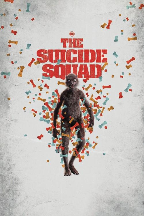 Art Poster Suicide Squad 2 - Weasel