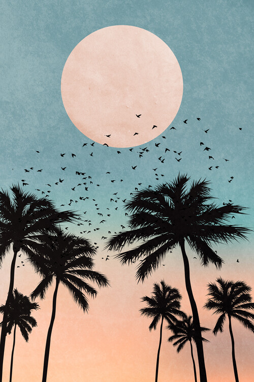 Illustration Sunrise