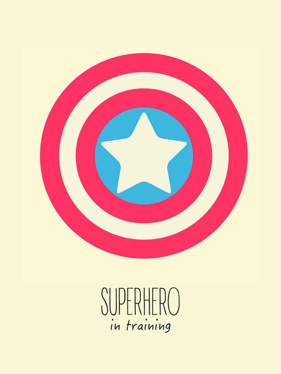 Illustration superheorin training