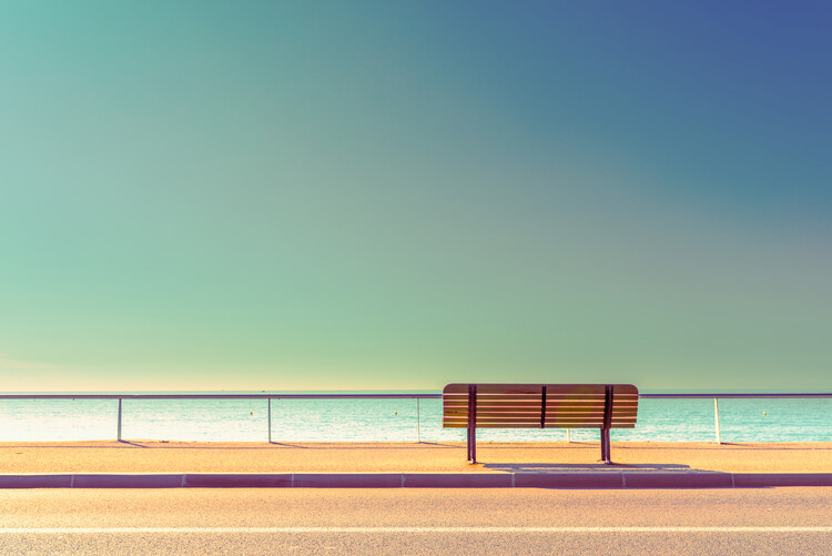 Art Photography The Bench