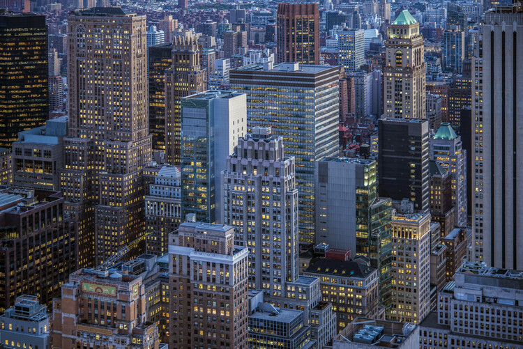 Art Photography the city that never sleeps