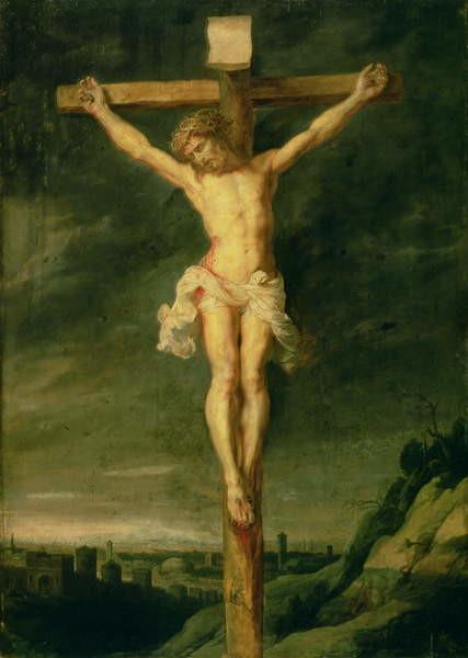 Fine Art Print The Crucifixion