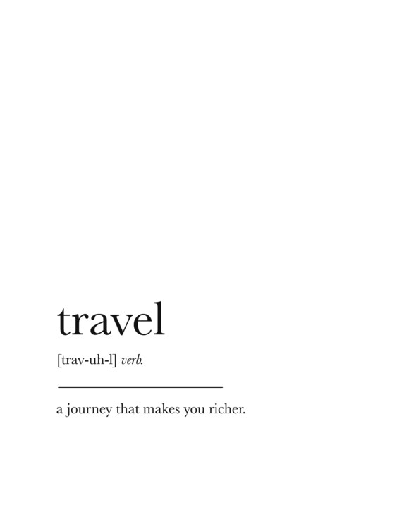 Illustration travel