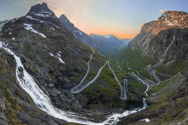 Art Photography Trollstigen