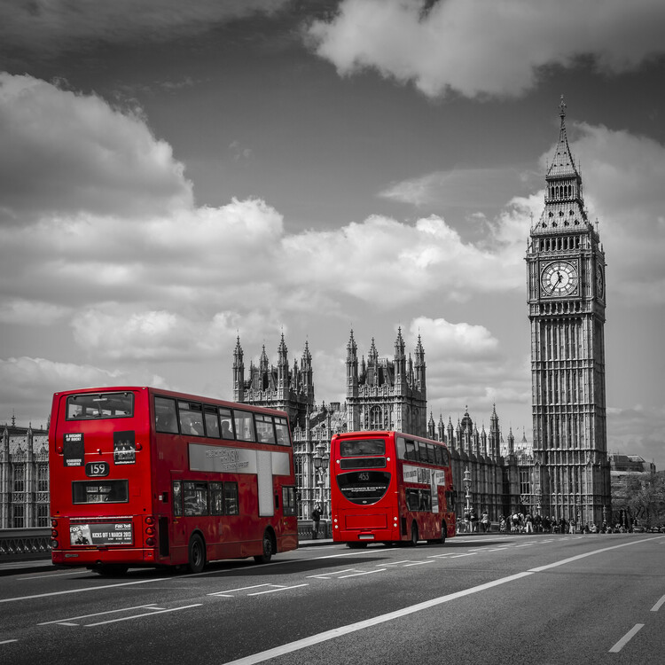 Art Photography Typical London