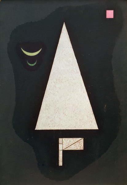 Fine Art Print White Sharpness, 1930